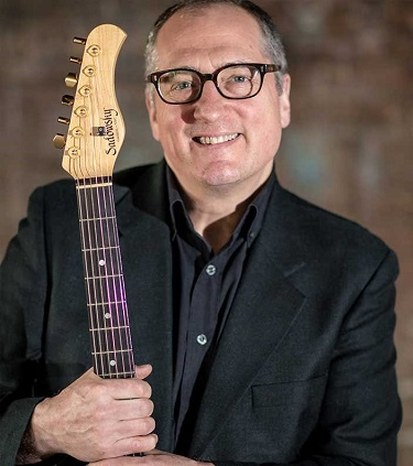 Remembering Chuck Loeb: Berks Jazz Fest family mourns the passing of great friend