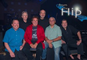 Mike Eben's From the Hip Nonet with special guest Albert Rivera