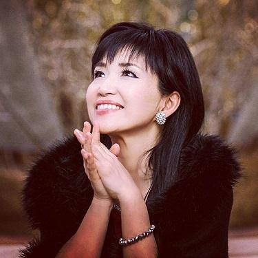 Keiko Matsui looking forward to 'Tidings of Jazz & Joy' holiday concert