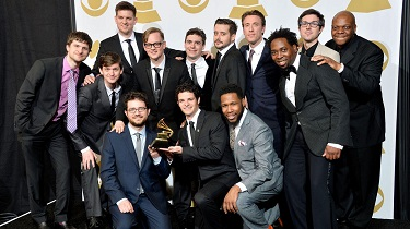 Snarky Puppy wins the 2017 Grammy Award for Best Contemporary Instrumental Album