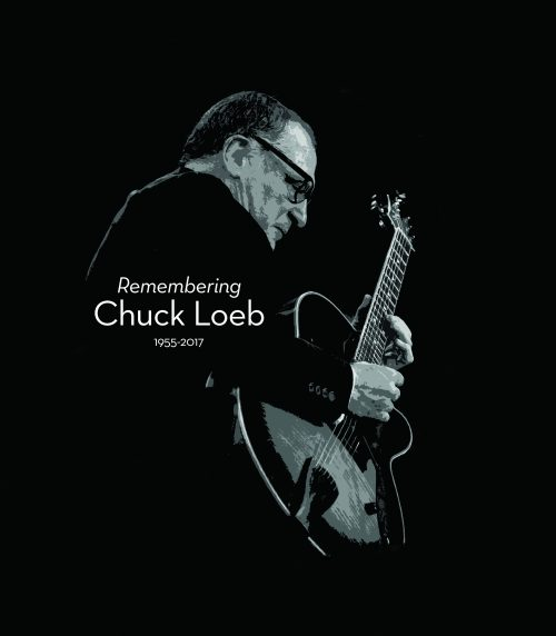 Chuck Loeb Memorial Scholarship Fund established; contributions being accepted