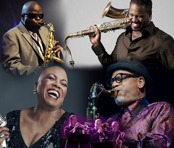 "Whalum, Harp, Maceo, Dee Dee, Berks Horns set for ""The Heart & Soul of Sax"" concert"