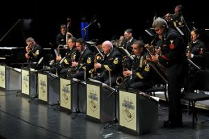 U.S. Navy Band Commodores plus the Berks High School All-Star Jazz Band